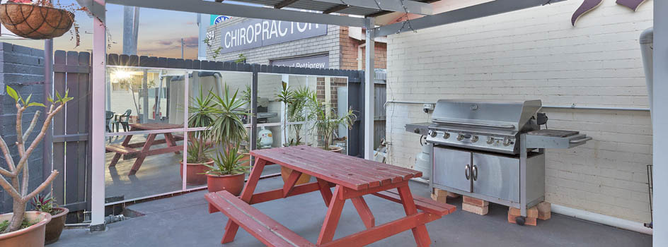 Guests are welcome to use the BBQ in our shaded BBQ area at Buccaneer Motel Long Jetty NSW.
